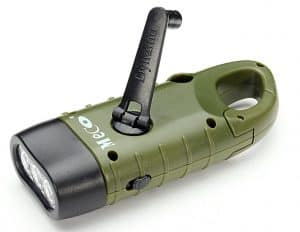 Best Hand Crack Flashlights